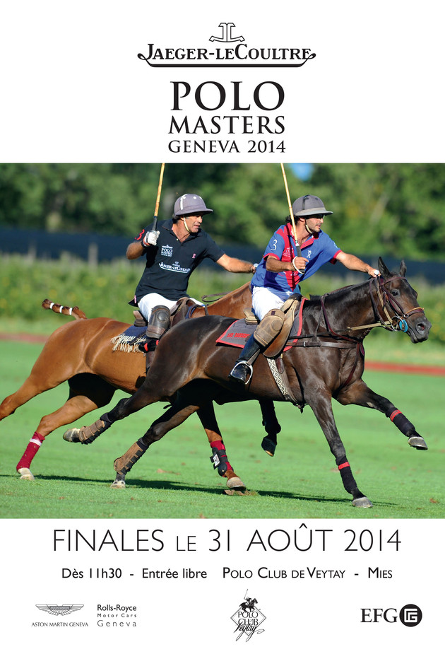 Jaeger-LeCoultre Polo Masters 2014