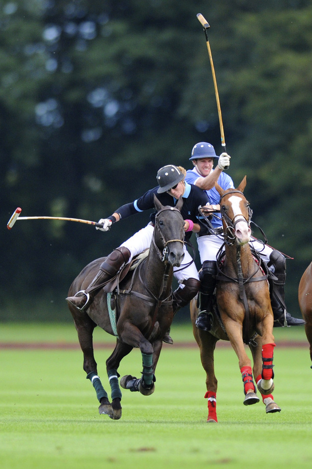 Ride Off Jaeger-LeCoultre Polo Masters